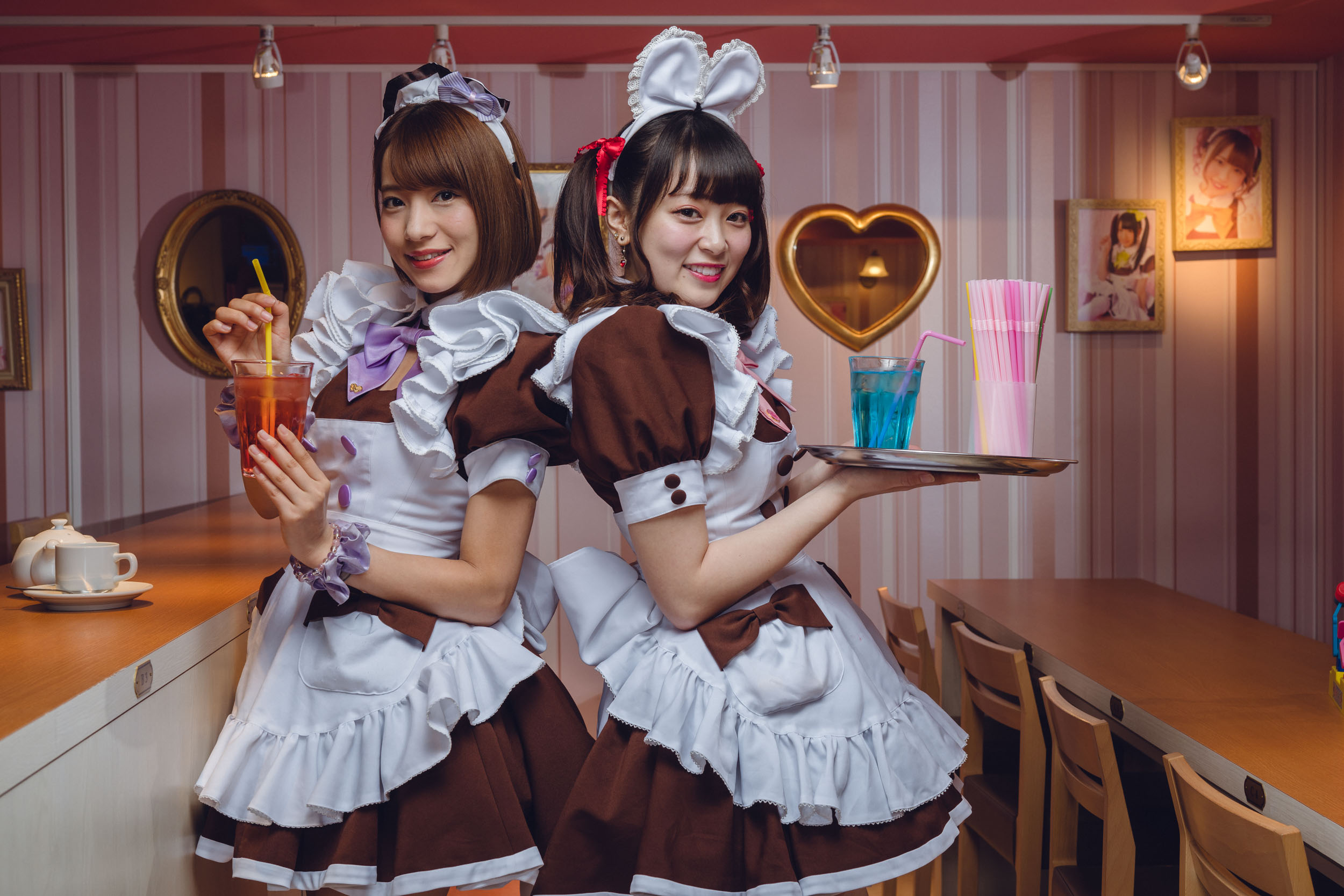 Tokyo Photographer Irwin Wong - Maid Cafe Culture