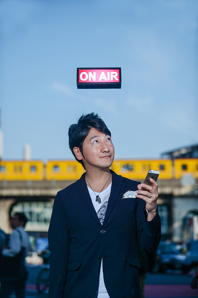 Hori Jun - Journalist, News Presenter | Tokyo Photographer Irwin Wong
