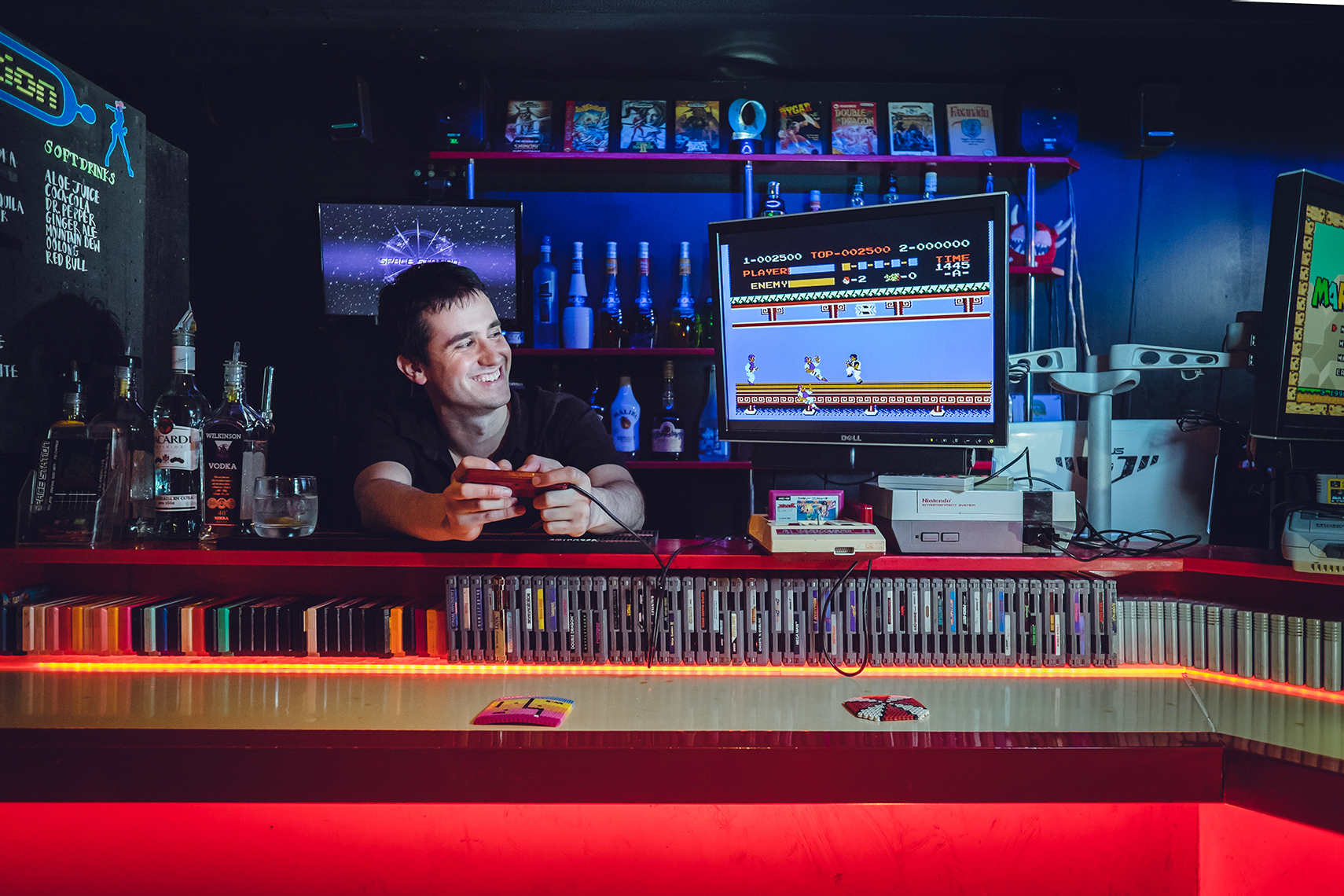 Matt Thurber - Proprietor, Bar Space Station